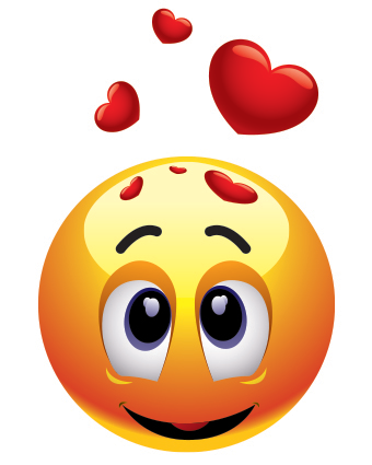 Smileys App With 1000 Smileys For Facebook Whatsapp Or Any Other Messenger Emoji Love Love Smiley Smiley
