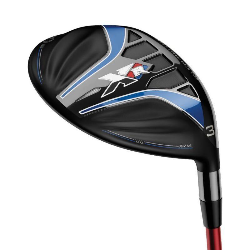 Details About Callaway Xr 16 Fairway 3 Wood Graphite Regular Golf Fashion Callaway Golf Ladies Golf
