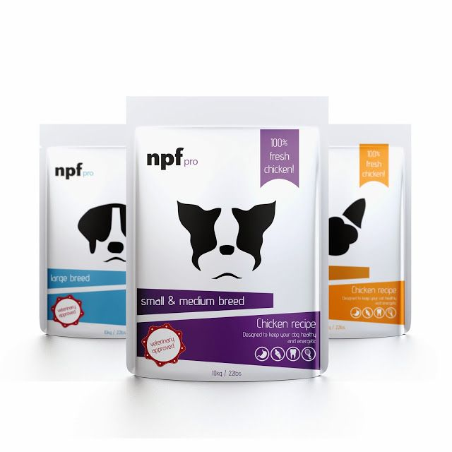 Nitsiakos Pet Food Packaging Concept With Images Pet Food