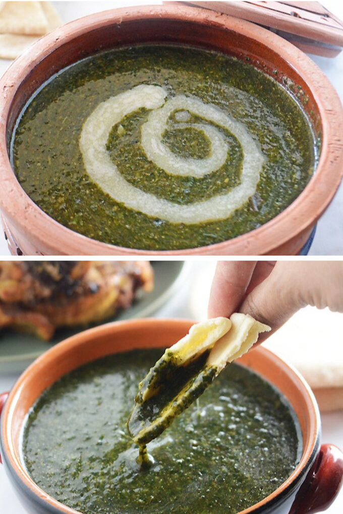 Best Molokhia Egyptian Mulukhia Recipe Molokhia Recipe Egyptian Food Green Soup