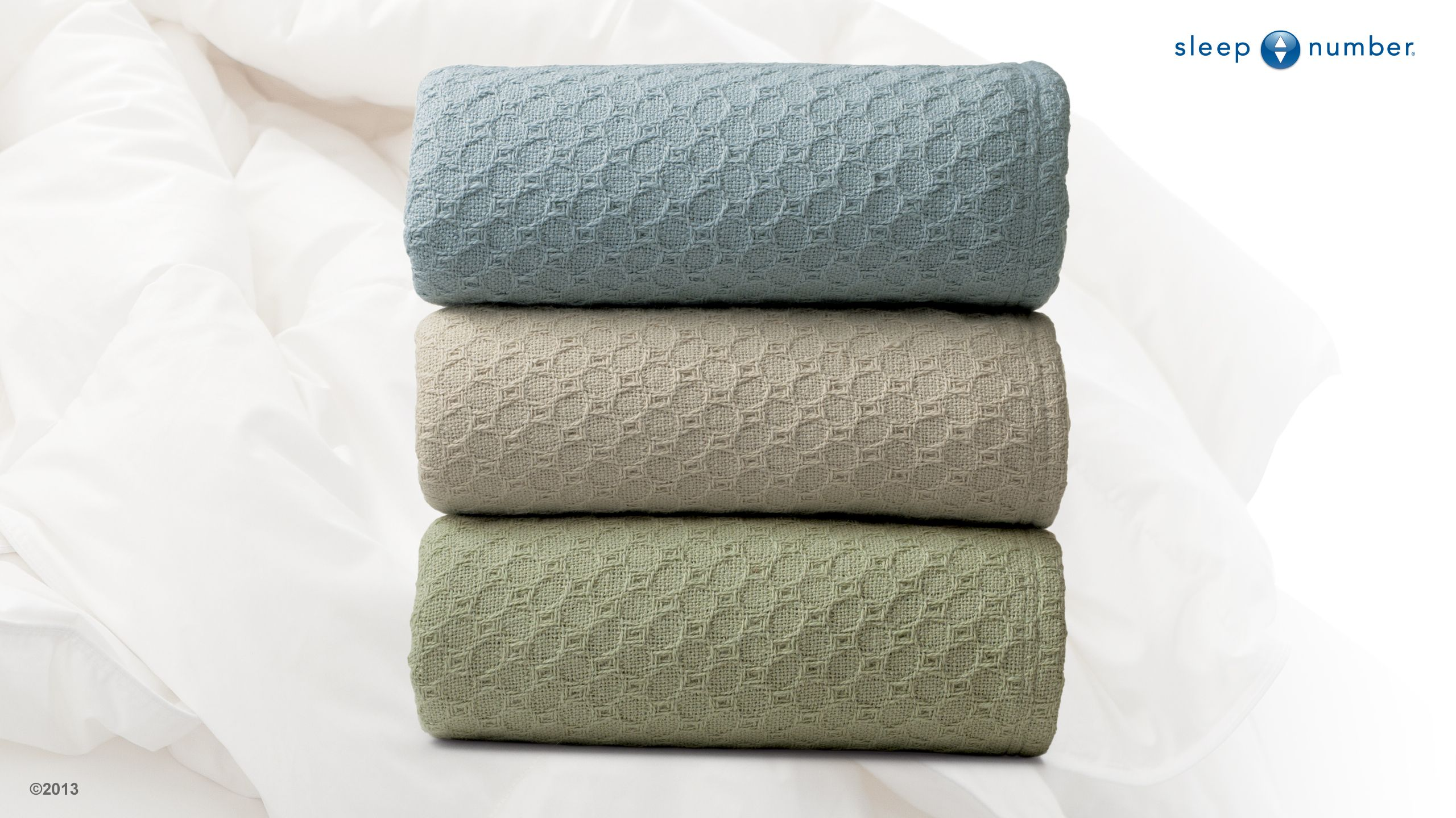 Sleep Hot Or Cold Our Sleepnumber In Balance Blankets Made