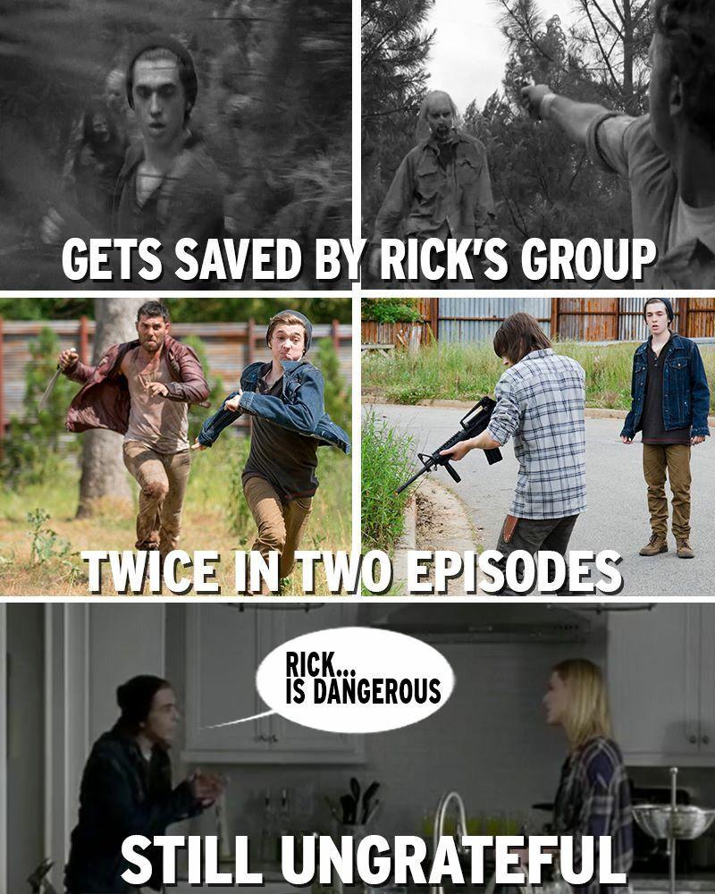 The Walking Dead on Twitter