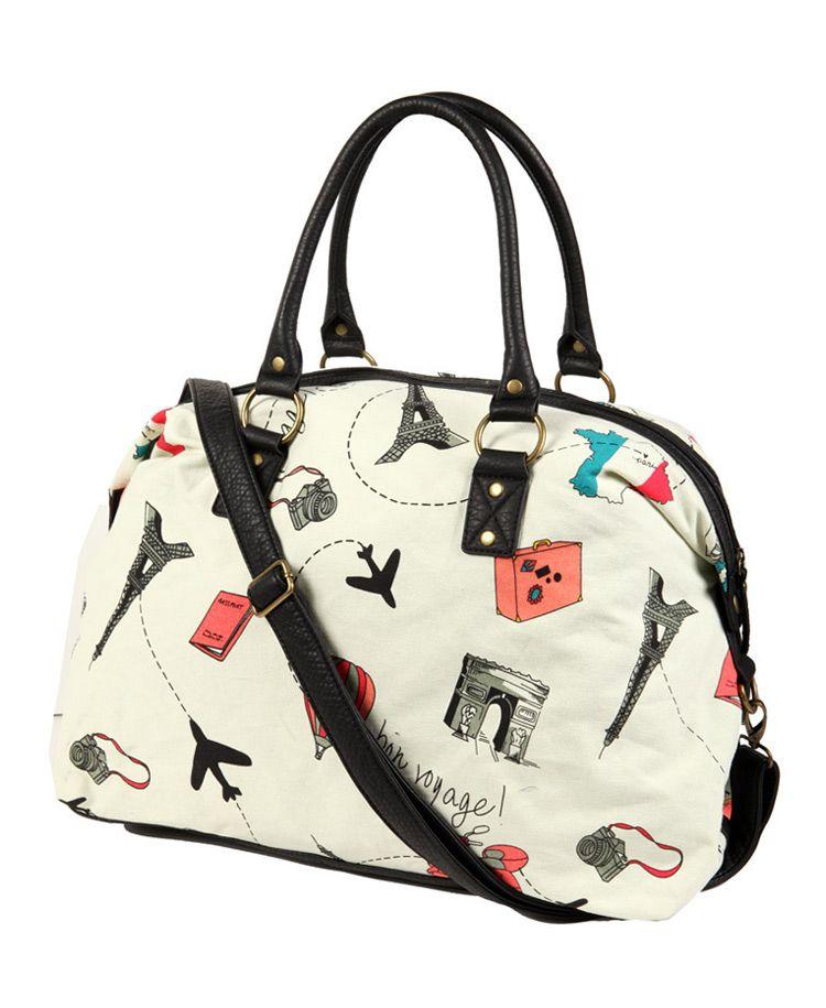 Perfect Traveling Bag   FOREVER21