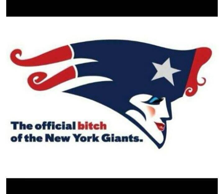 8259c7d5 New England Patriots, the official bitch of the New York Giants ...