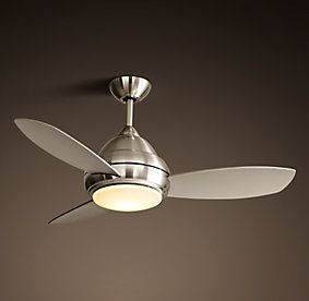 Restoration Hardware Concept Drop Down Ceiling Fan 290 460