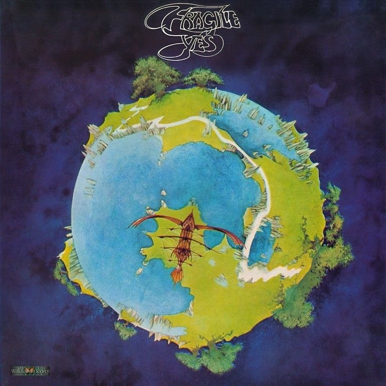 Yes Fragile Wallpaper Google Search Lp Covers Rock