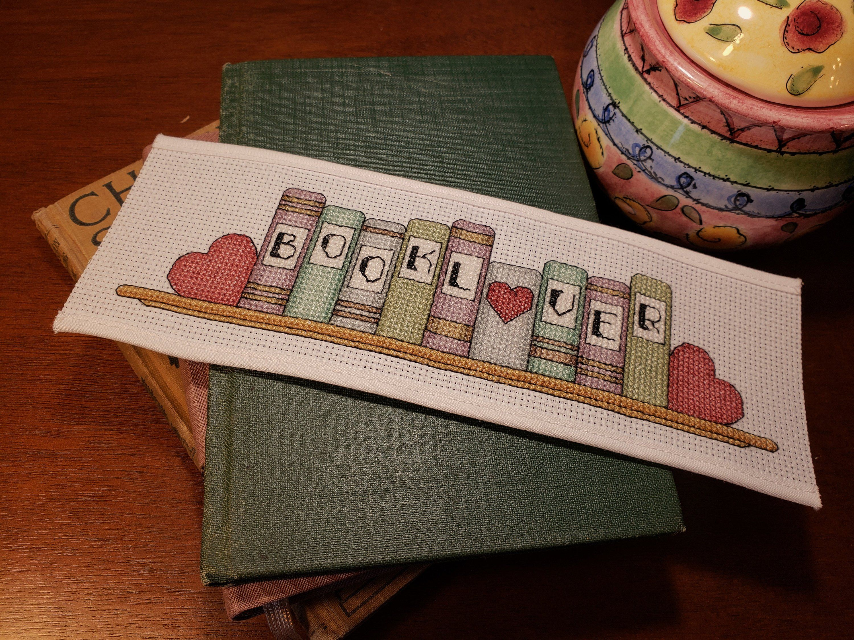 Flip Flop Cross Stitch Pattern Printable Flip Flop Bookmark By