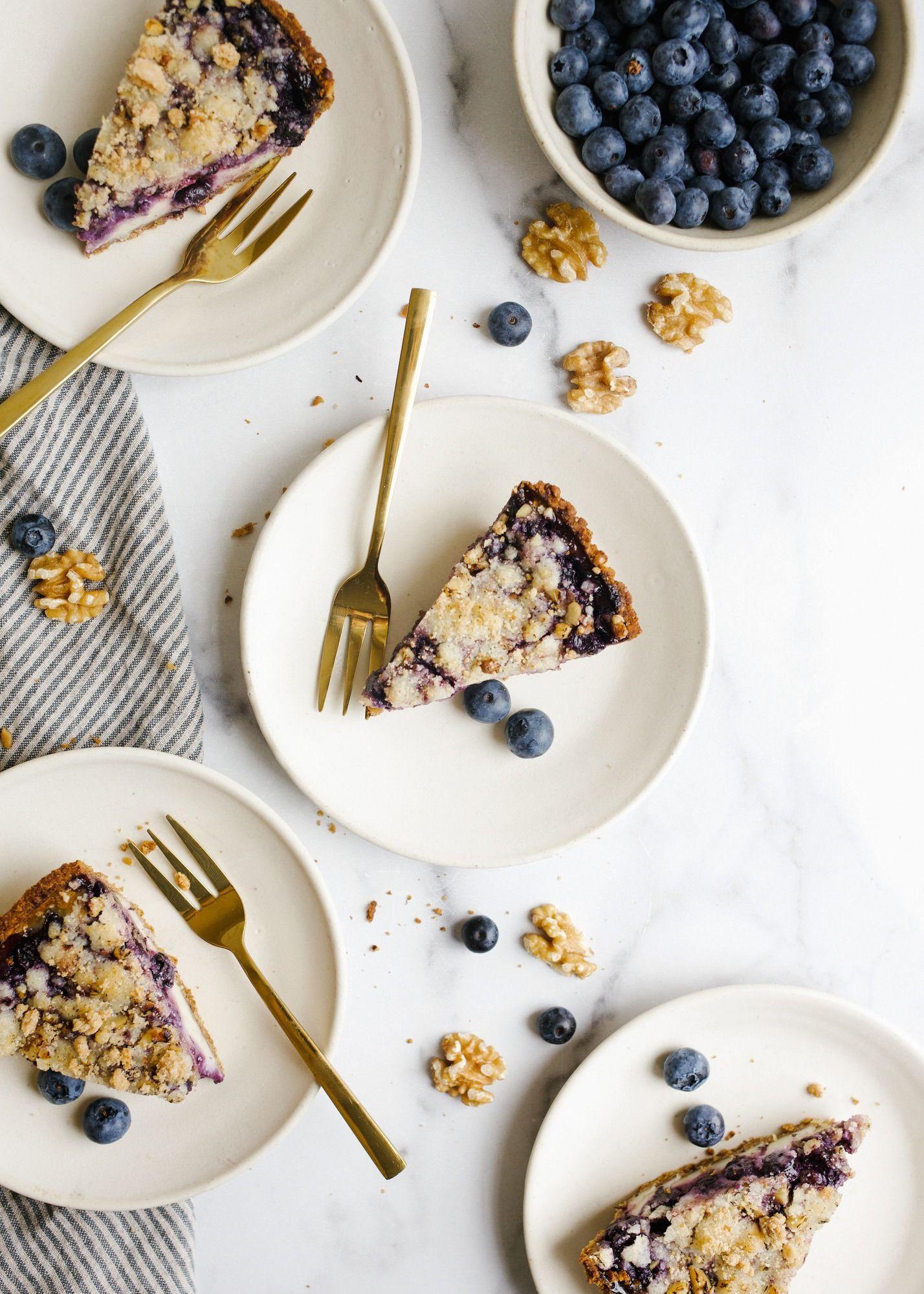 Blueberry Sour Cream Pie Wood Spoon Recipe Cream Pie Sour Cream Dessert Recipes