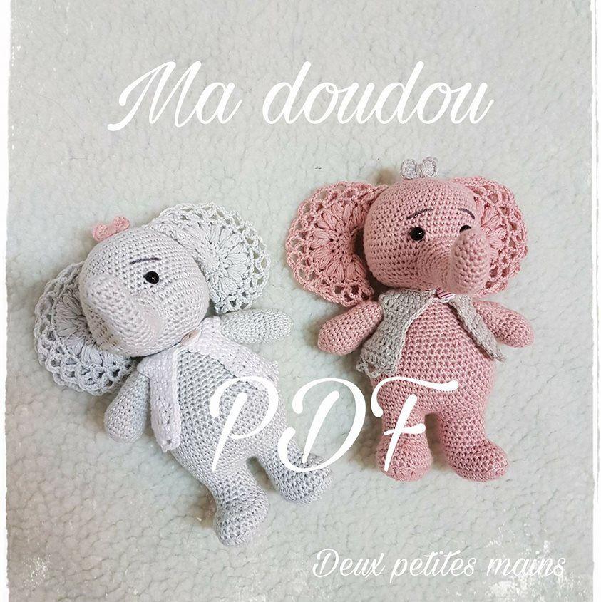 Ma doudou | Crochet Gurumis | Pinterest