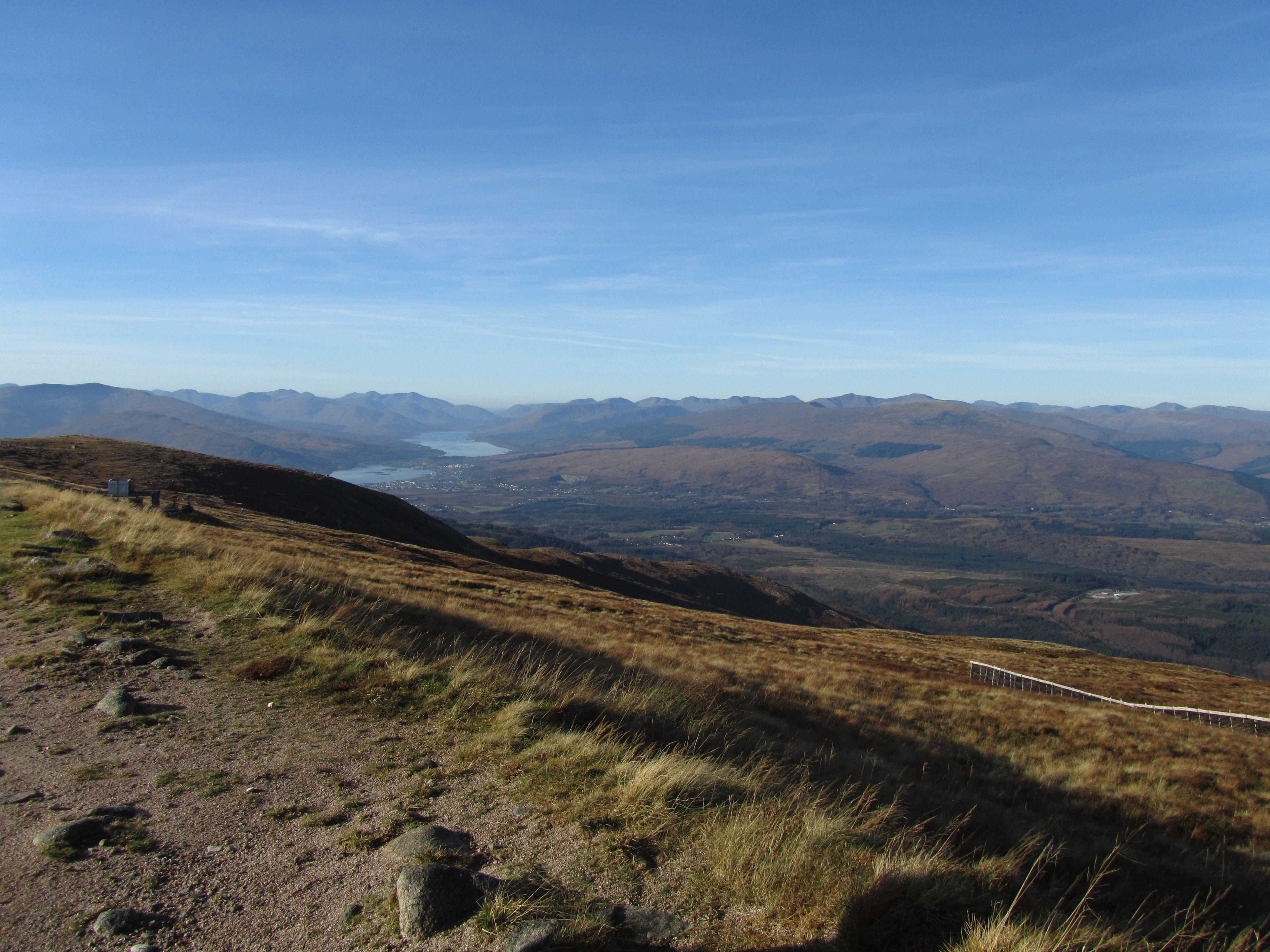 The Great Glen, Scottish Highlands 2011.