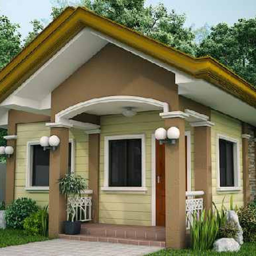 10 Bentuk Rumah Sederhana Ukuran 6x9 Terbaru 2020 Rumah Dekorasi Luar Ruangan Rumah Modern
