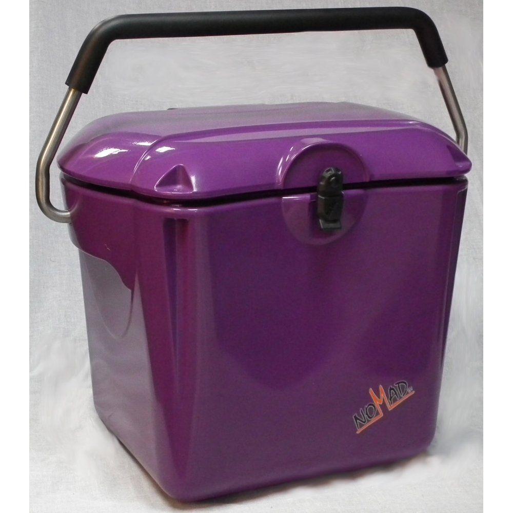 Cool Box purple box | buy nomad 37 litre cool box in purple i