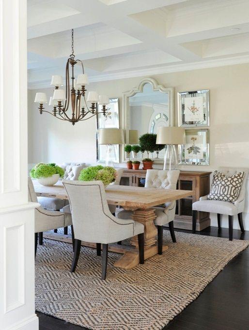 Cool designer alert karla amadatsu home is where the for Proposito del comedor buffet