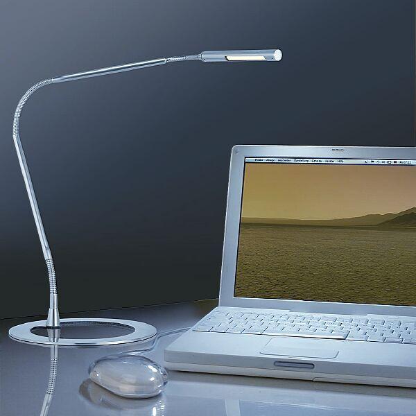 Eine moderen und zeitlose LED Tischleuchte für Ihren Schreibtisch