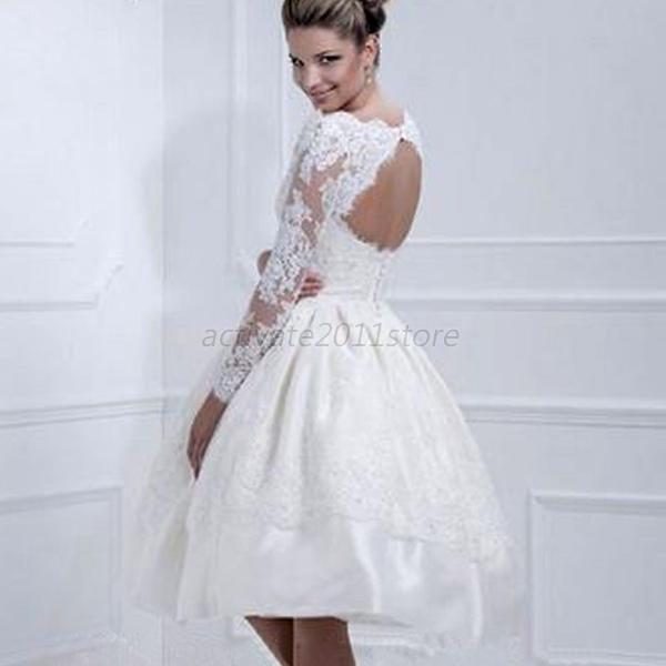 Long sleeved prom dresses ebay | Wedding dress | Pinterest | Lace ...