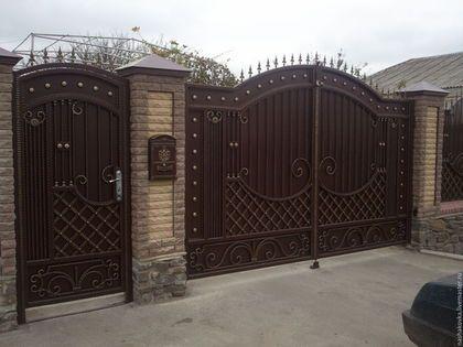 Картинки по запросу заказать ворота