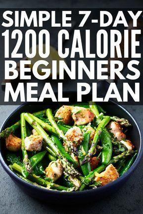 Photo of Low Carb 1200 Calorie Diet Plan: 7-tägiger Ernährungsplan für ernsthafte Erge…