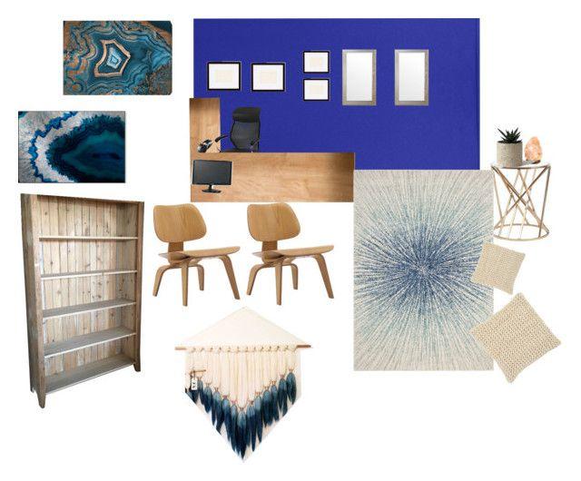 Architectural by sara-rezvanpour on Polyvore featuring interior, interiors, interior design, home, home decor, interior decorating, Vitra, DutchCrafters, Leick and Bush Furniture