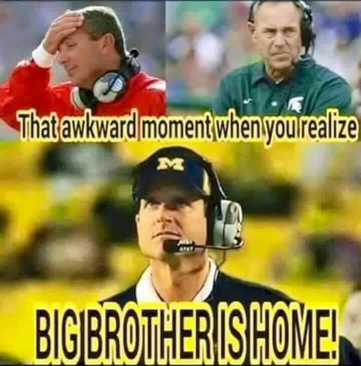 Yep Yep Michigan Wolverines Football Go Blue Michigan Football