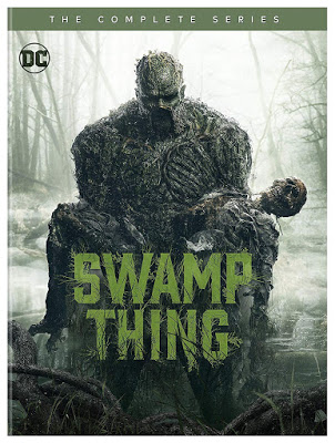 Dvd Blu Ray Swamp Thing The Complete Series Dc Universe Free Movies Online Swamp