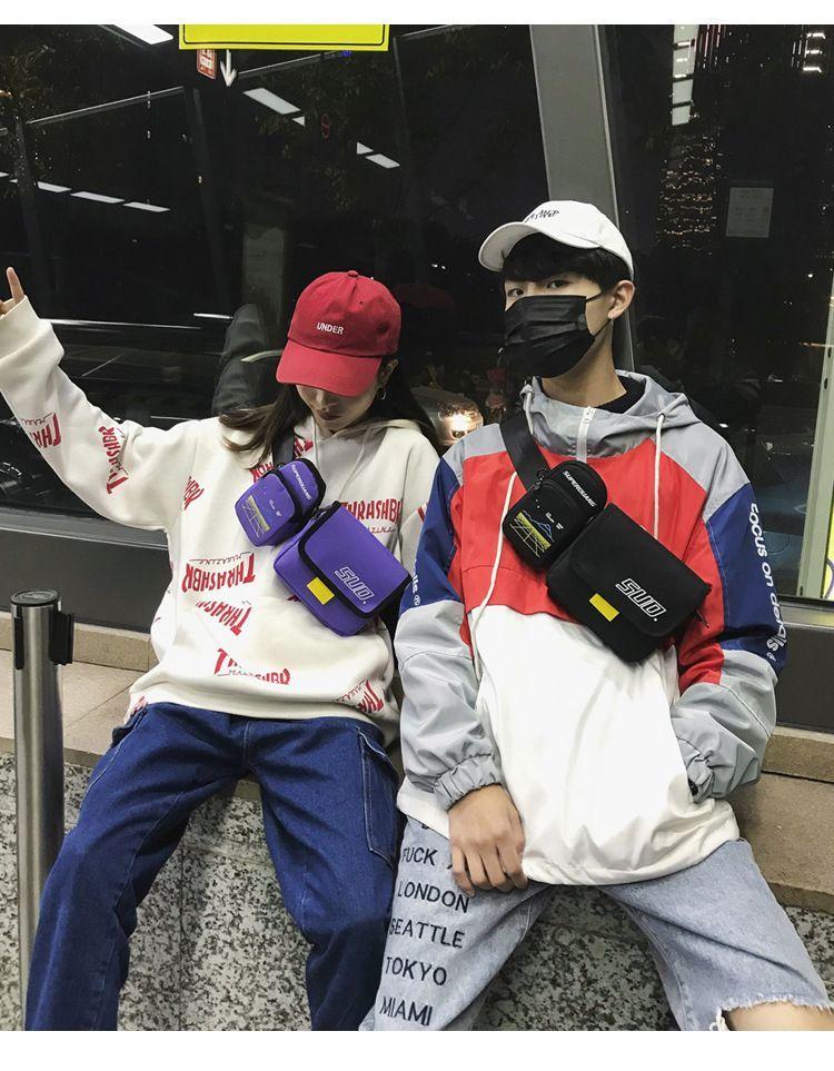 Ud Sud Waist Bag Streetwear Cargo Joggers Festivals Raves Men Women Pants Outfit Inspo Hypebeast Urban Fashion Hip Hop Tactical Utility