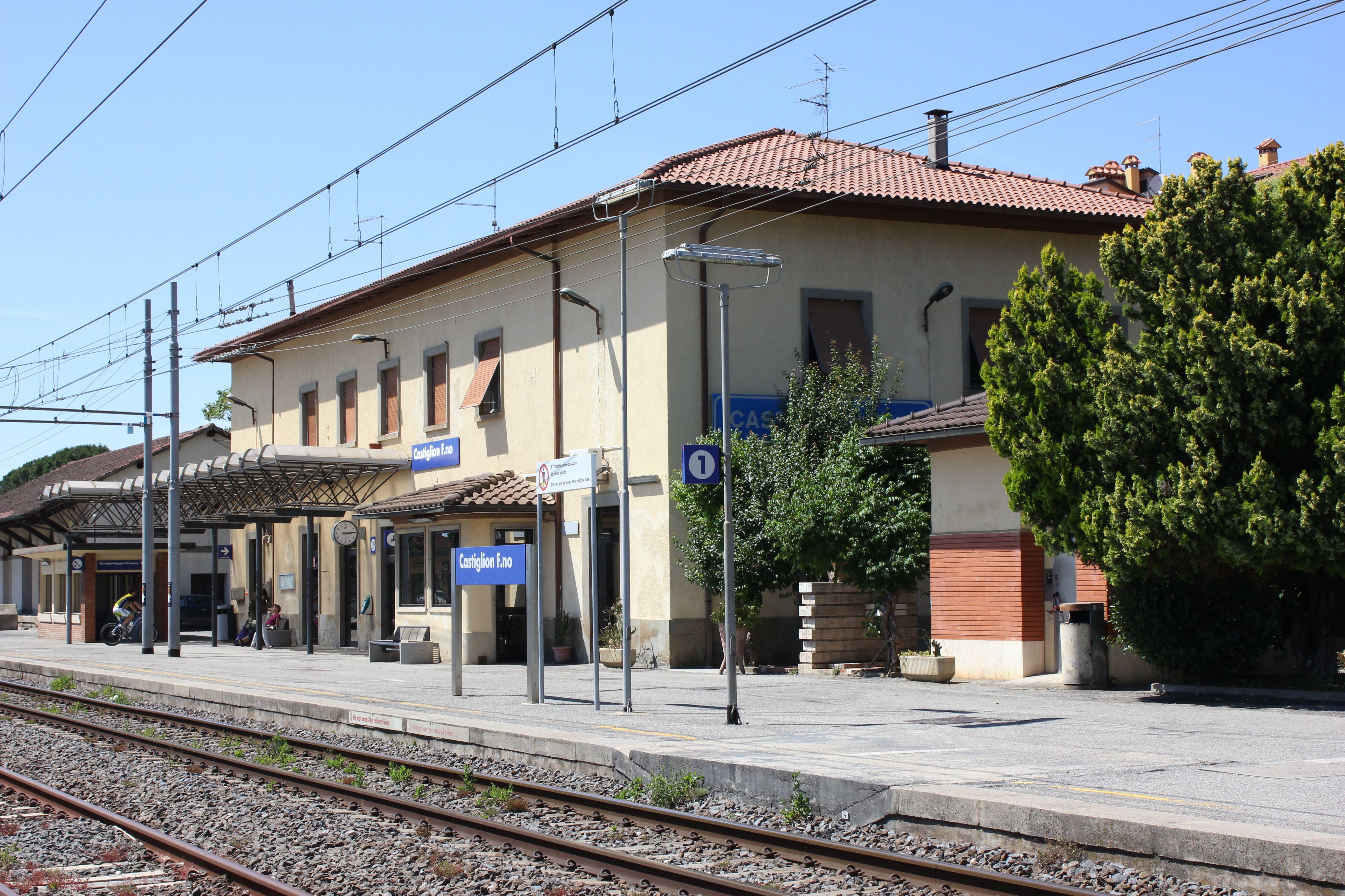 Stazione Ferroviaria, giugno 2013
