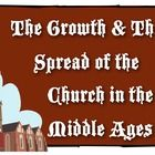In this lesson, students complete three tasks based on a text focused on the growth of the church in the Middle Ages.  The final task has students ...