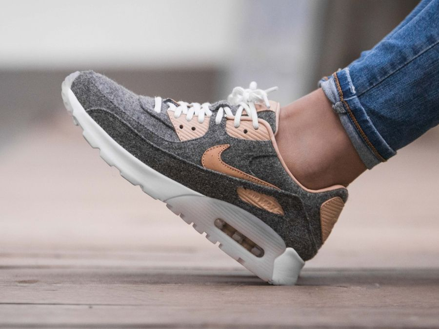 90 Nike Laine 3Shoes Chaussure Ultra Gris Air Wmns Max Premium 3R54AjL
