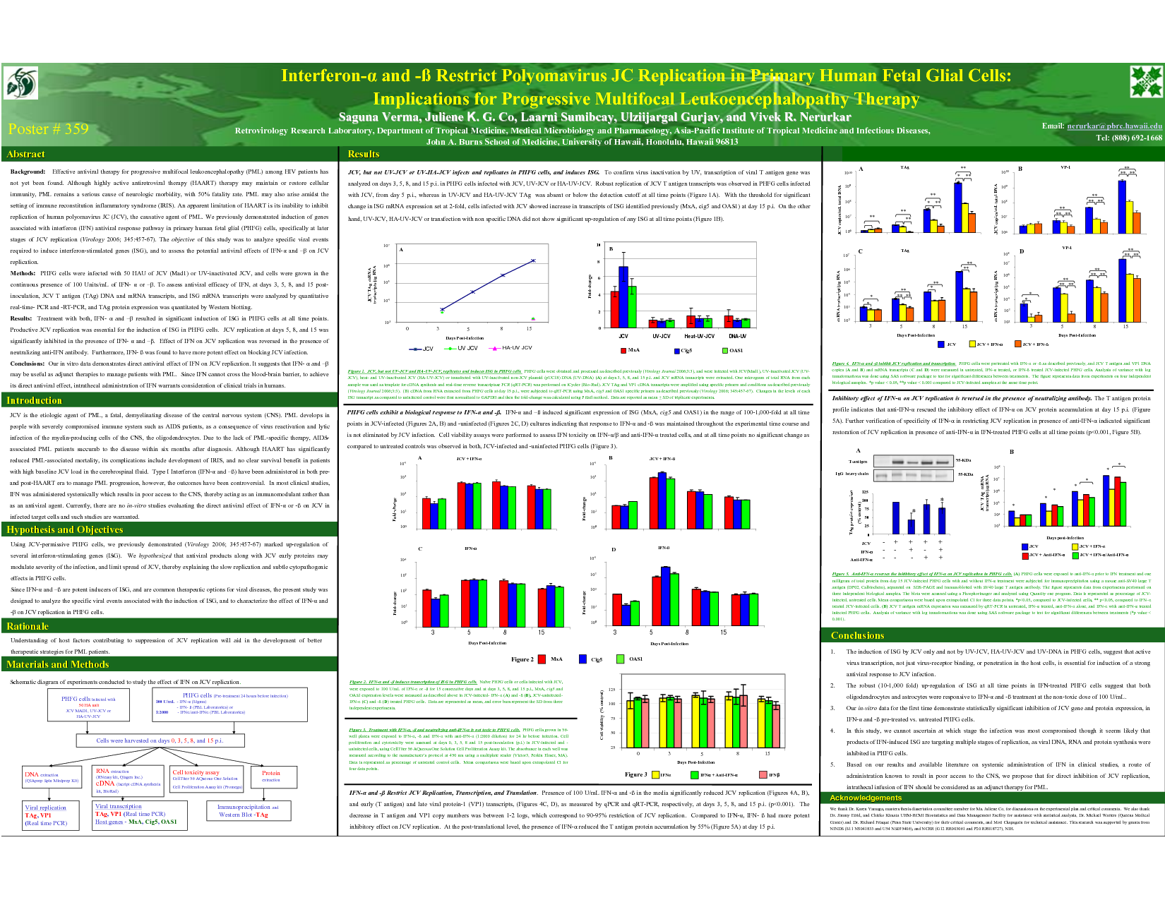 Research Poster Templates | Powerpoint template for scientific ...
