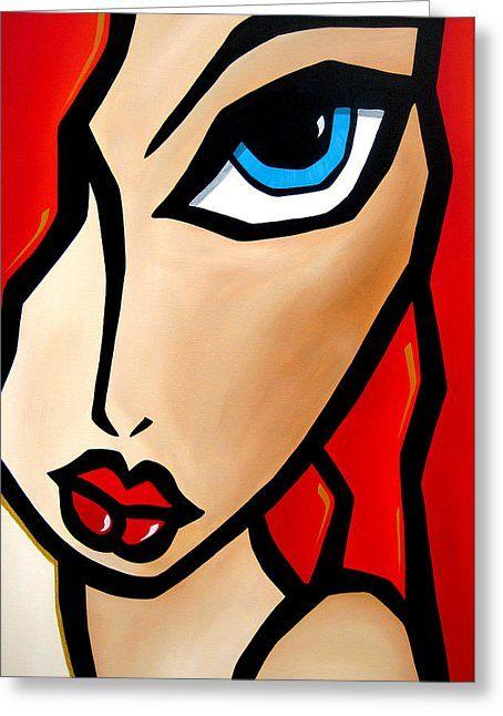 Salsa By Fidostudio By Tom Fedro Fidostudio Pop Art Original Abstract Art Painting Abstract Art Painting
