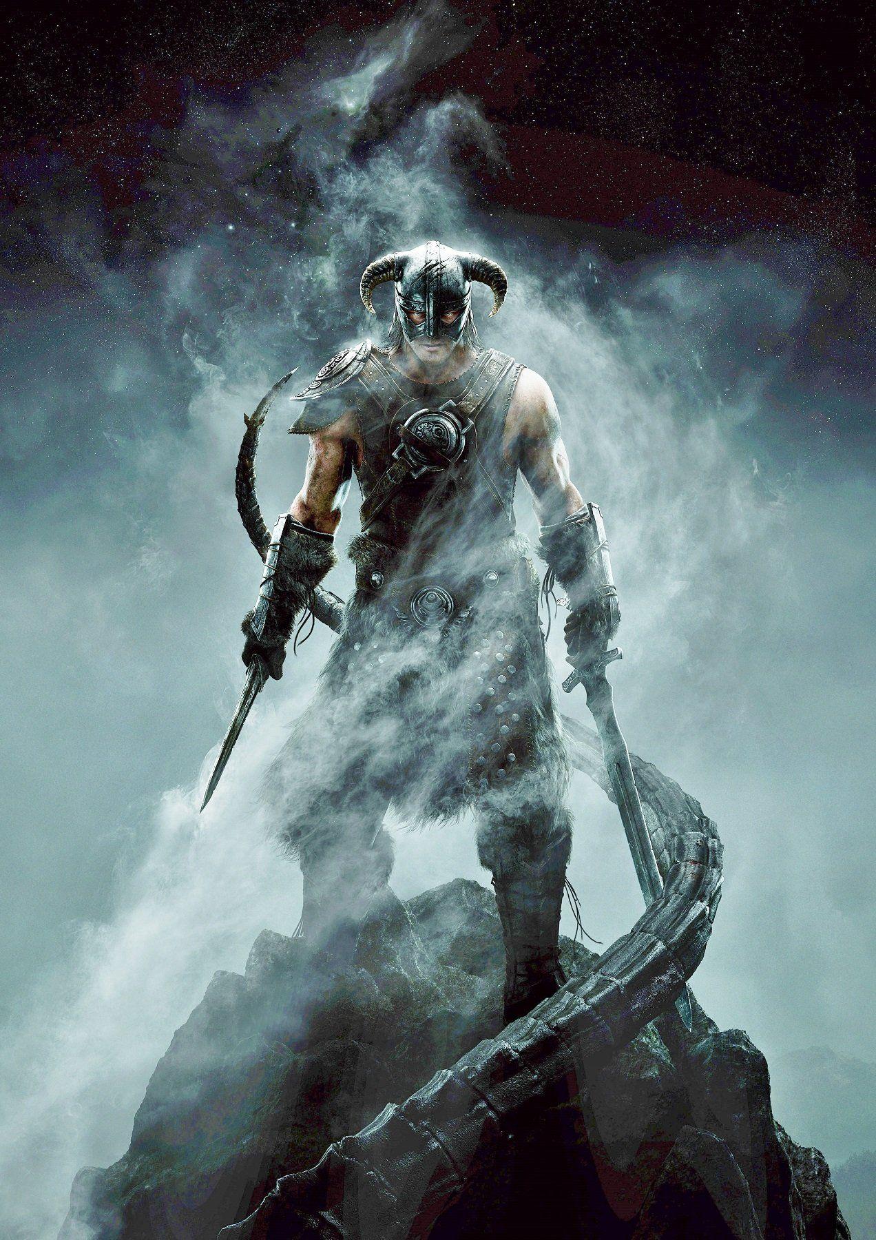 The Elder Scrolls V Skyrim Poster