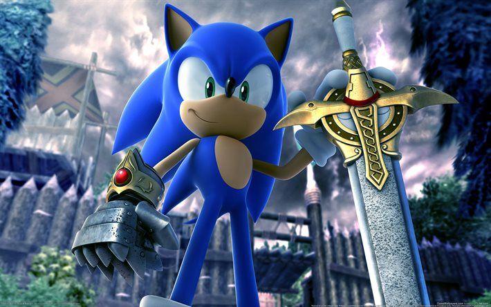 Herunterladen Hintergrundbild Sonic Schwert Sonic Und Der Schwarze Ritter Von Sega Superheld Besthqwallpapers Com Sonic Fotos Sonic Shadow Sonic