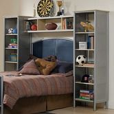 Found it at Wayfair - Universal Youth Wall Storage Unit