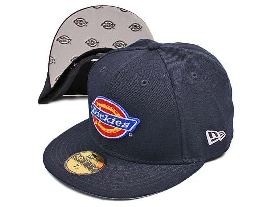 78407f7e746 DICKIES x NEW ERA「Logo 2013」59Fifty Fitted Baseball Cap