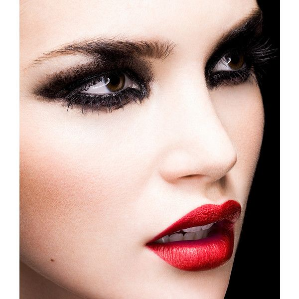 Davolo Steiner Beauty ❤ liked on Polyvore featuring makeup, eyes, lips, olhos and beauty