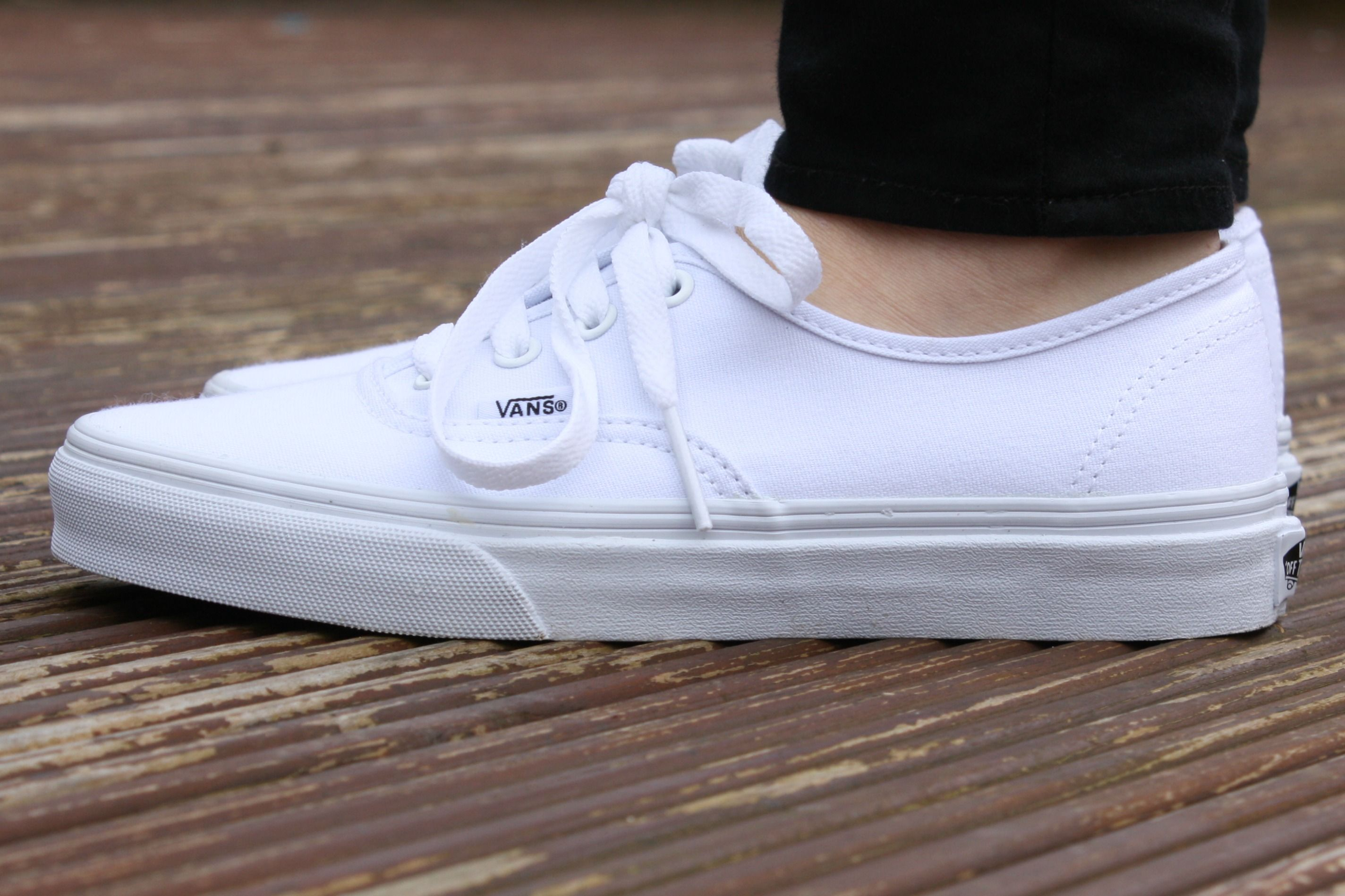 Vans Era White Sneakers