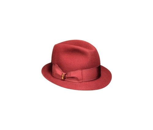 Borsalino Folar felt ladies  hat. Much darker IRL 5dc878b69132