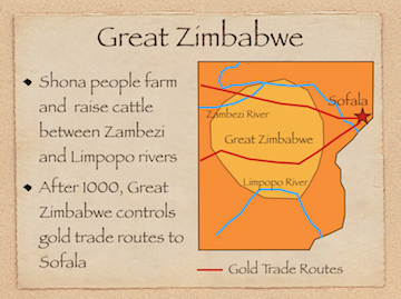 Great Zimbabwe Mr. Harms PowerPoint/Keynote Presentation The ...