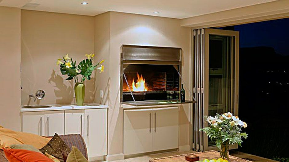 Indoor Braai Room Decor Ideas