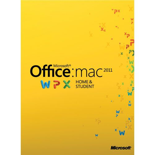 Microsoft Office: Home And Student Edition 2011 (Mac