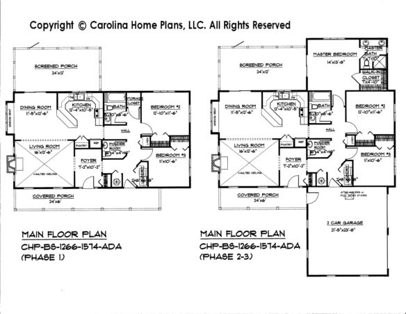 Small Expandable House Plan Bs Sq Ft  Small Budget