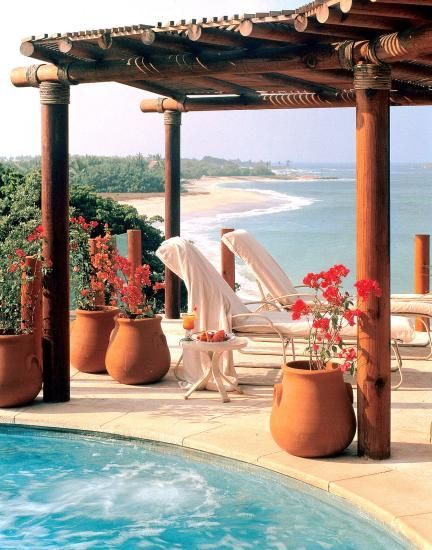 The Four Seasons Residence Club Punta Mita Is Located In The