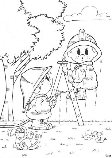 firefighter - printable coloring pages | Coloring Pages