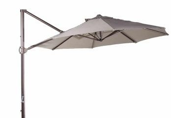 Abba Patio 11 Feet Offset Cantilever Umbrella Outdoor Patio Hanging Umbrella Offset Patio Umbrella Patio Cantilever Umbrella