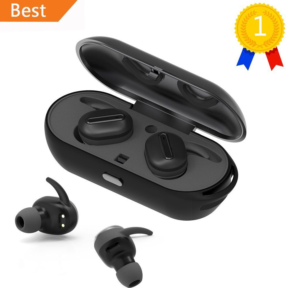 Lemfo Air Tws Mini Bluetooth Earbuds True Wireless Stereo Headphones Invisible In Ear Headsets Bluetooth Headphones Wireless Bluetooth Earbuds Wireless Headset