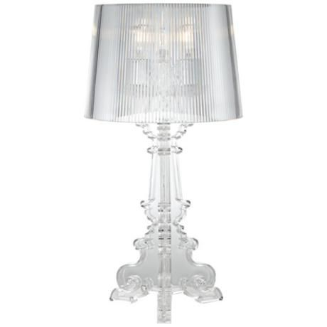 Baroque Style Clear Acrylic Table Lamp 97513 Lamps Plus Acrylic Table Acrylic Furniture Lamp