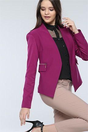 Kadin Ceket Kot Ceket Blazer Ceket Modelleri Ve Fiyatlari Tozlu Com Fashion Style Jackets