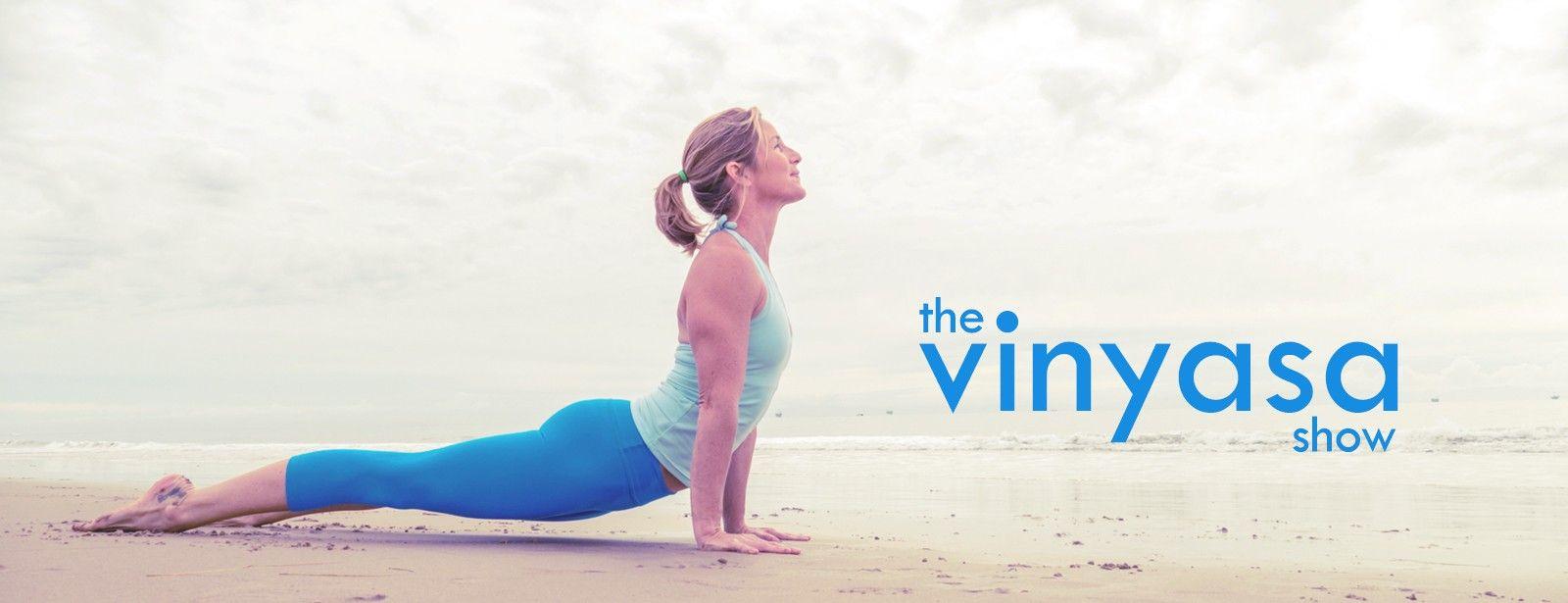Yoga Anytime | Yoga Show - The Vinyasa Show - $18 per mo