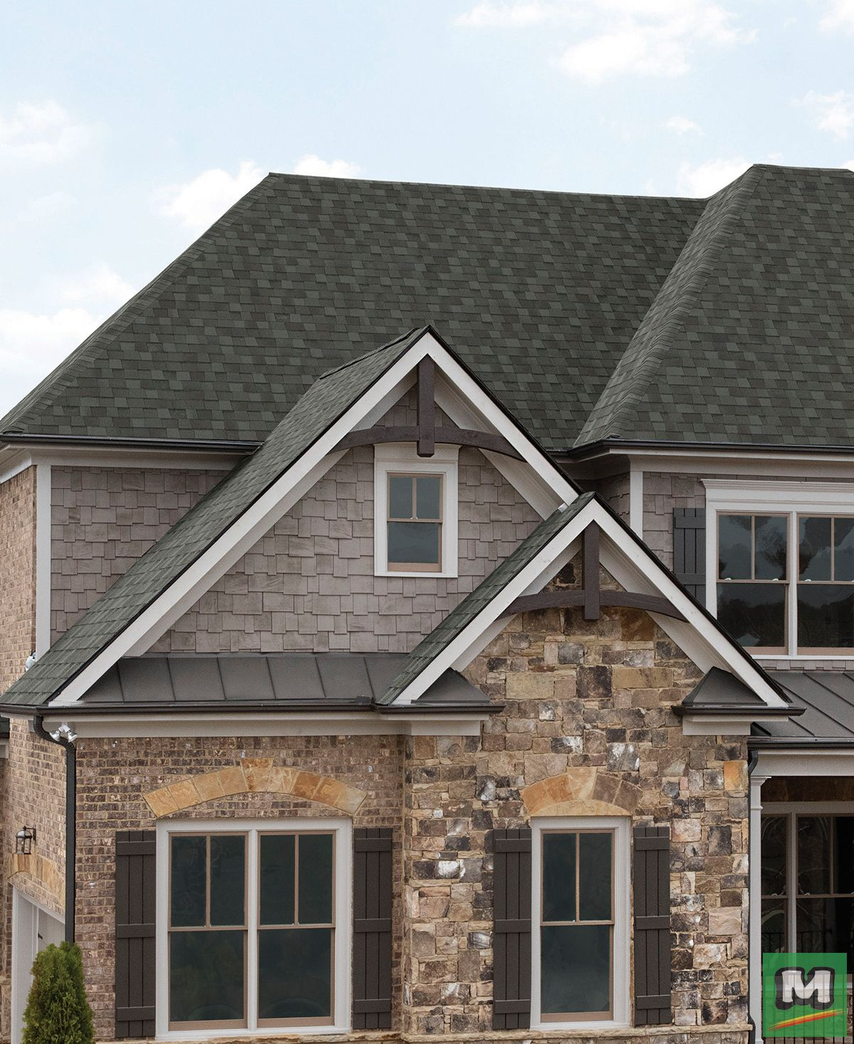 Best Atlas® Briarwood Pro Shingles Brings A Unique Style Of 400 x 300