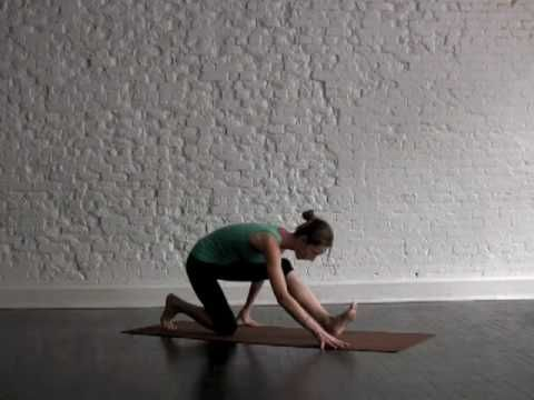 easy morning yoga stretches for flexibility this really